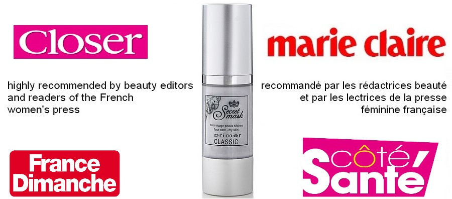 women's magazines recommend SECRET MASK vegan - PETA