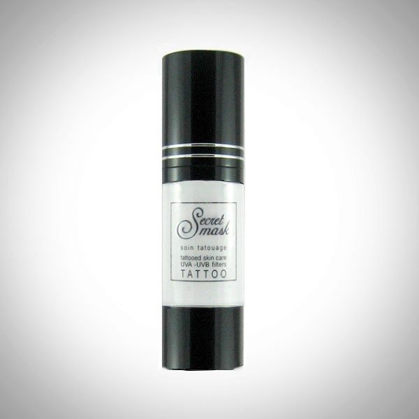 Secret Mask TATTOO vegan aftercare balm approved by PETA