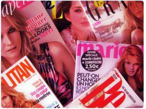la presse feminine parle de Secret Mask, cosmetiques vegans de Mer Morte